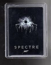 2016 James Bond Archive Spectre Edition  Movie Poster Metal Case Topper CT1 card
