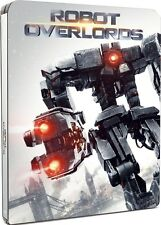 Robot Overlords - Zavvi Exclusive Limited Edition Steelbook