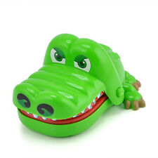 New Crocodile Mouth Dentist Bite Finger Game Toy Family Game For Kids Xmas Gift