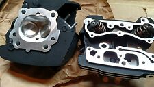 SCREAMIN' EAGLE PRO CNC PORTED FACTORY HEADS WITH VALVE UPGRADE, 1650013A