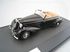 Mercedes-Benz 540K Special Roadster 1936 * schwarz * MATRIX