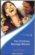 The Christmas Marriage Mission by Helen Brooks