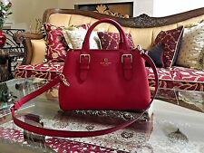 NWT,$459 Kate Spade Provence Cove Street Saffiano Leather Tote/Crossbody Handbag