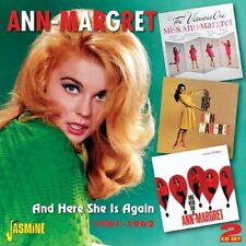 And Here She Is Again 1961-1962 - Ann-Margret (2014, CD NIEUW)