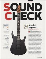 Ernie Ball Music Man John Petrucci JP16 guitar 8 x 11 sound check gear review