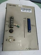 USED NSD VM-200-S50 POSITION CONTROL DRIVE VM-200,MRE-16SP062  USED  BO