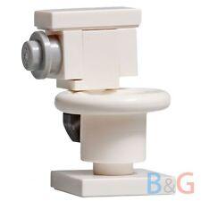 Lego City/Train Minifig White TOILET Girl/Boy Minifigure Bathroom Loo