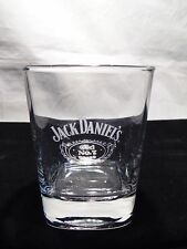 Jack Daniel's Old No 7 Square Rock Glass