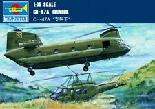Trumpeter 1/35◆ 05104 CH-47A Chinook ◆model kit