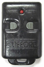 keyless remote security clicker aftermarket transmitter Clifford CZ57RR LP1/2M