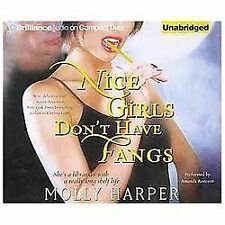 Nice Girls Don't Have Fangs by Molly Harper #1 in Jane Jameson Unabridged 8 CDs