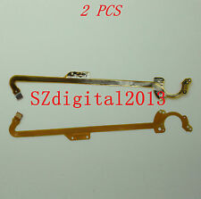 2PCS/ NEW Lens Shutter Flex Cable For Canon IXUS700 IXUS750 IXUS900 SD550