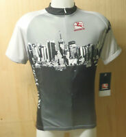 GIORDANA NEW YORK GENTS CYCLING JERSEY M/L/XL/XXL/3XL UK P&P FREE