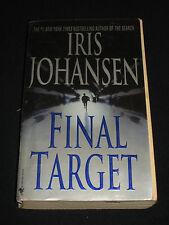 wm* IRIS JOHANSEN ~ FINAL TARGET