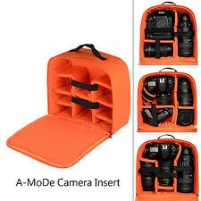Waterproof  Backpack Camera Insert Bag for A-MoDe Digital Laptop Backpack 70200