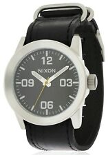 Nixon Private Leather Mens Watch A0491892