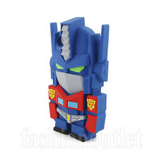 Cool 3D Transformers Soft Silicone Back Case Cover For iPhone 6 Plus / 6S Plus