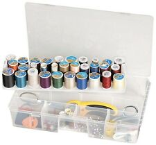 ARTBIN SEW LUTIONS THREAD STORAGE BOX stackable spool sewing supply
