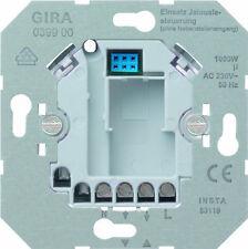 Gira 039900 Jalousiesteuerung 230V Einsatz ohne Nebenstelleneingang ( C80608 )