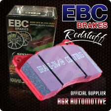 EBC REDSTUFF REAR PADS DP3821C FOR SUBARU LEGACY 2.0 TWIN TURBO (BG5) 96-98
