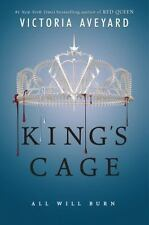 King's Cage (Red Queen) by Victoria Aveyard [ Fantasy] [Hardcover] BRAND NEW