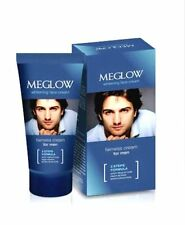 1 x 50g Meglow New Whitening Face Cream Fairness For Men Fair Glowing Skin