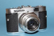 Voigtlander Vito B 35mm Camera Small viewfinder 50s Classic