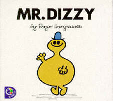"Mr. Dizzy (Mr. Men), Hargreaves, Roger, ""AS NEW"" Book"