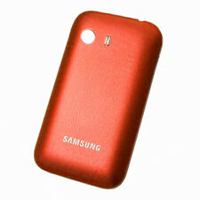 Batteria Originale Genuina Cover Per Samsung Galaxy Y Young S5360 Arancio