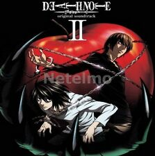 DEATH NOTE L Soundtrack CD Version Ver. Limited Edition 2 MIYA Records OST
