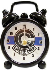 *NEW* Dragon Ball Z: Capsule Corp Mini Desk Clock by GE Entertainment