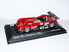 1/43 IXO Altaya : 24 Heures MANS 2000 PANOZ Roadster LMP 1 #12 O'Connell