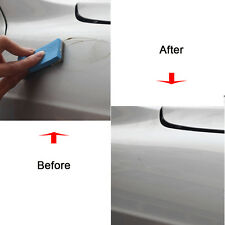 Useful Car Scratch Repair Remover Wax Car Strong Decontamination Wax+Sponge 6030