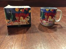 Disney Alice In Wonderland Rabbit Hole Tea Party Coffee Cup Mug