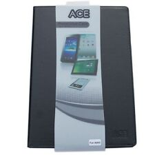 ACER ICONIA TAB A500 FOLIO LEATHER CASE COVER W/ STAND