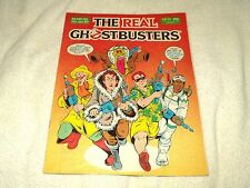 The Real Ghosbusters Comic Issue 32 January 1989