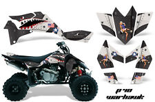 Suzuki LTR450 AMR Racing Graphics Sticker Kits ATV LTR 450 DECALS 06-09 P40 BLK