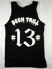 Been Trill Mall Ratz tank top men's black size SMALL