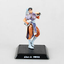 "Super Street Fighter II New Challengers Chun-Li 4"" Figure Statue Toy Collectible"