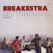 Breakestra - Hit the Floor (CD, 2005) - LIKE NEW