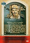2005 UPPER DECK HALL OF FAME PLAQUES INSERT - MIKE SCHMIDT SP-23 PHILLIES