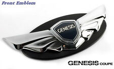 Front Hood genuine emblem For Hyundai Genesis coupe (2010-2012)////
