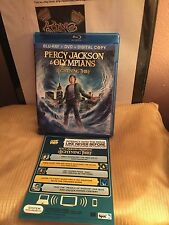 Percy Jackson & the Olympians: The Lightning Thief (Blu-ray/DVD, No Digital)Used
