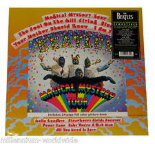"SEALED - THE BEATLES - MAGICAL MYSTERY TOUR  12"" VINYL LP / GATEFOLD 180g RECORD"