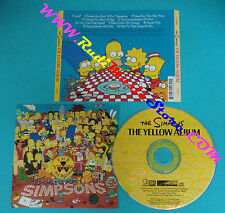 CD The Simpsons The Yellow Album GEFD-24480 US 1998 no mc lp vhs dvd(OST1)