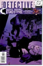 BATMAN DETECTIVE COMICS  771 ( DC ) 2002 WAYNE FUGITIVE , Vends comics 2 euros