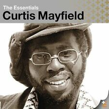 The Essentials by Curtis Mayfield (CD, Jun-2002, Rhino (Label))
