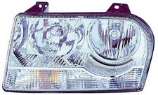 Headlight Assembly Left/Driver Side Fits 2009-2011 Chrysler 300 w/o Delay