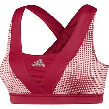 Adidas Supernova Racer Bra Sports Bra Fitness Yoga Womens Support Bra UK 6