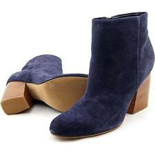 Crown Vintage Tashaa Women US 8 Blue Ankle Boot Pre Owned  1808